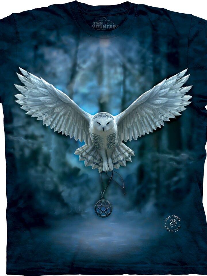 Zľava Tričko Magická sova