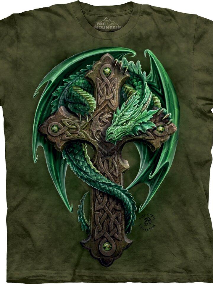 Tip na darček T-shirt Green Dragon