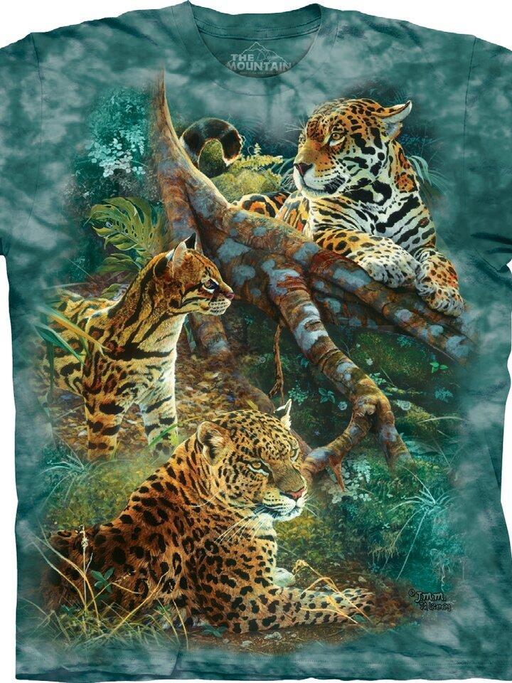 Potešte sa týmto kúskom Dedoles T-shirt Peaceful Beast