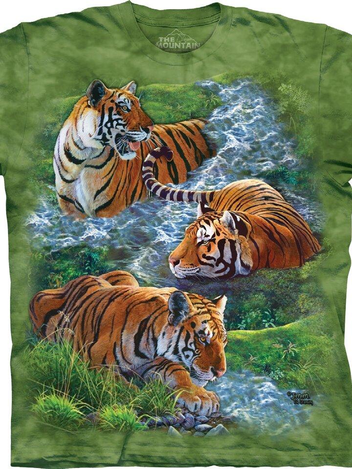 Lifestyle foto Tričko Veselý tiger