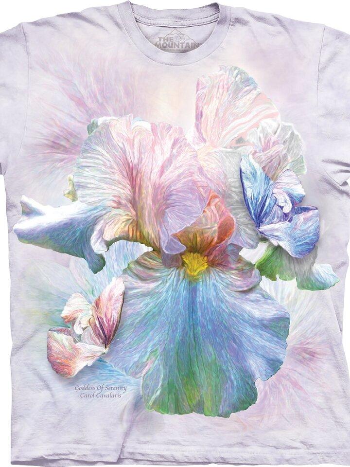 pro dokonalý a originální outfit Tričko Květ orchideje
