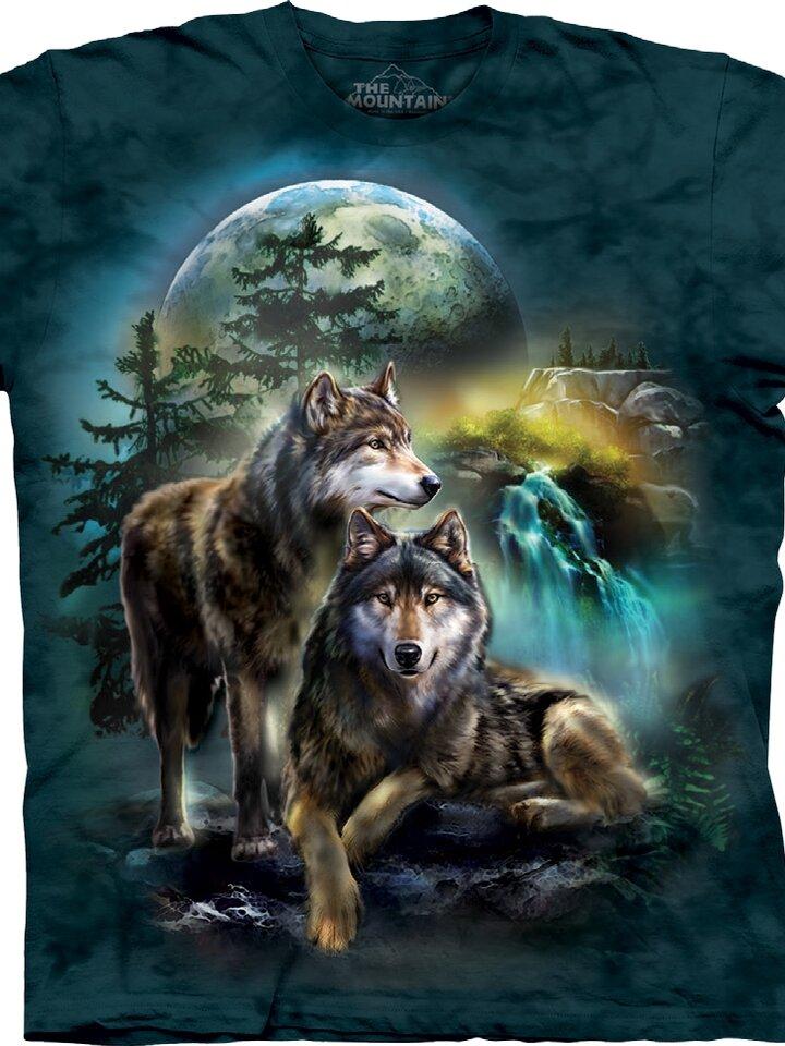 Obrázok produktu Tričko Prechádzka vlkov