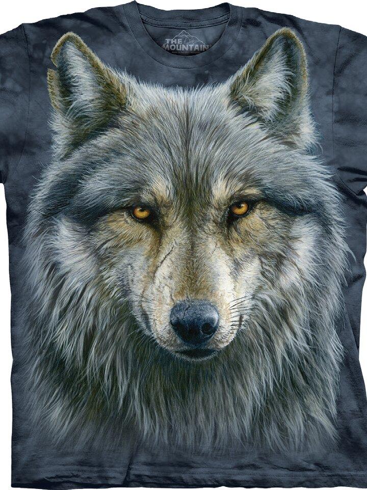 Hľadáte originálny a nezvyčajný darček? Obdarovaného zaručene prekvapí Tričko Zakliaty vlk