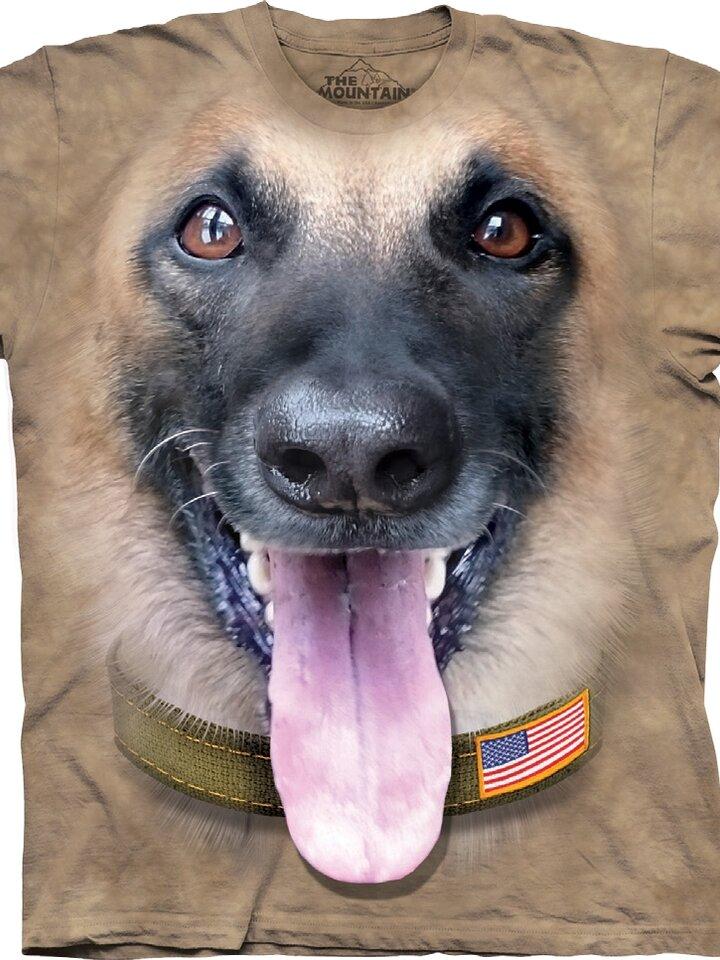 Lifestyle photo T-shirt Dog's Friend