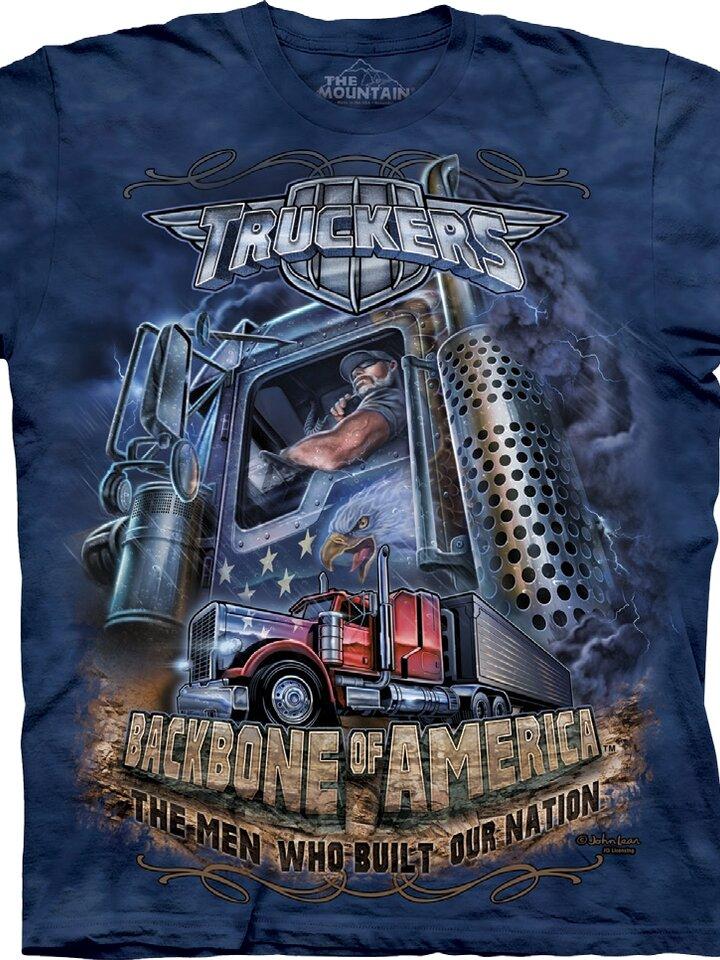 Tip na darček T-shirt Trucker