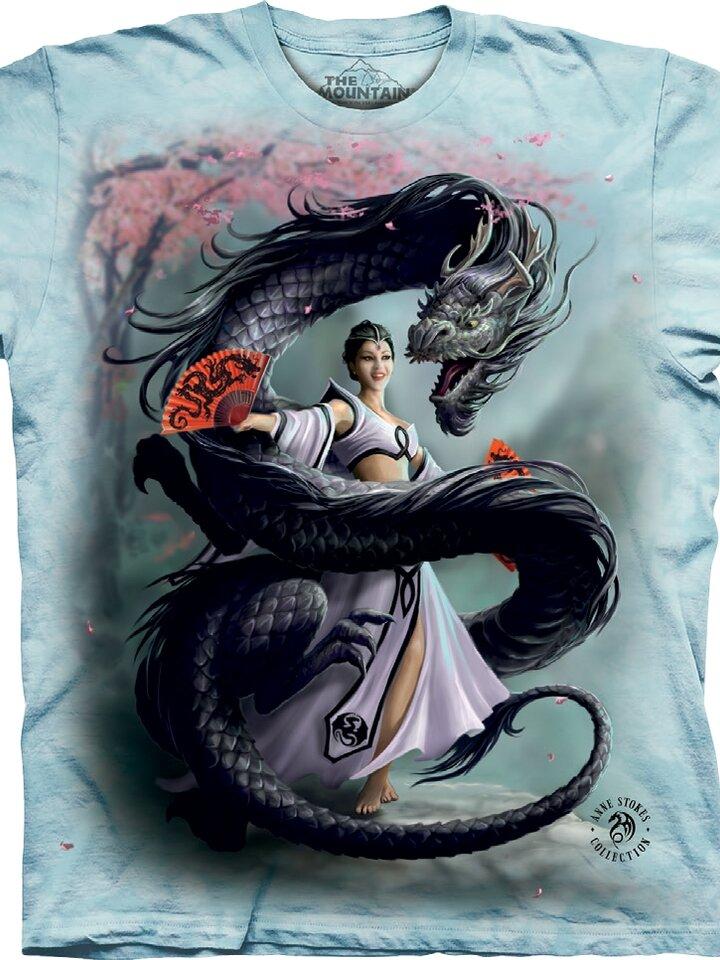 Potešte sa týmto kúskom Dedoles T-shirt Dragon Dancer