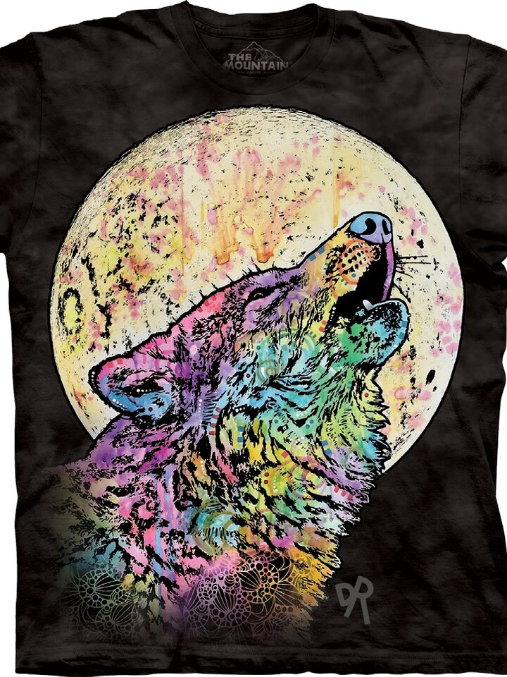 Foto Tričko Volání vlka