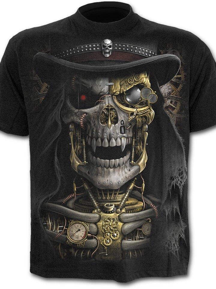 Pre dokonalý a originálny outfit T-Shirt Grim Reaper