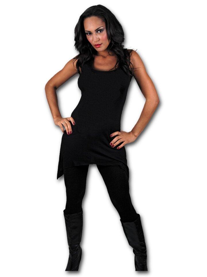 Foto Mini Dress Black