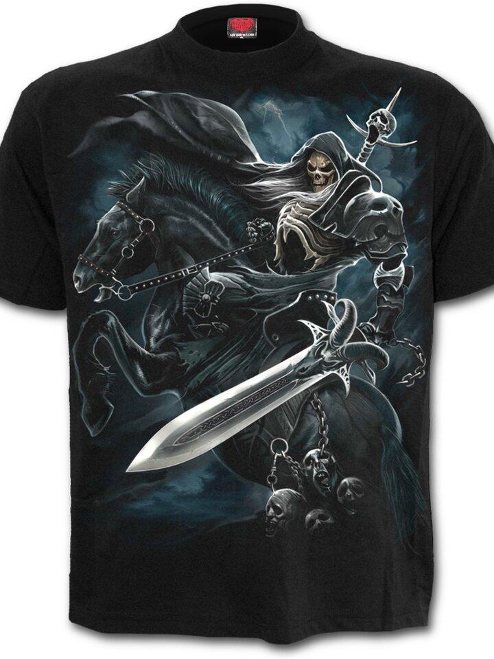 Obrázok produktu T-Shirt Black Dark Rider