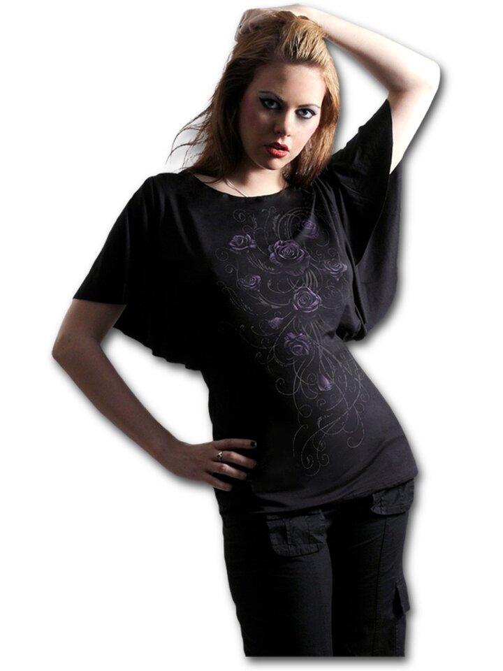 Original gift Ladies' Ruffle T-shirt Rosary