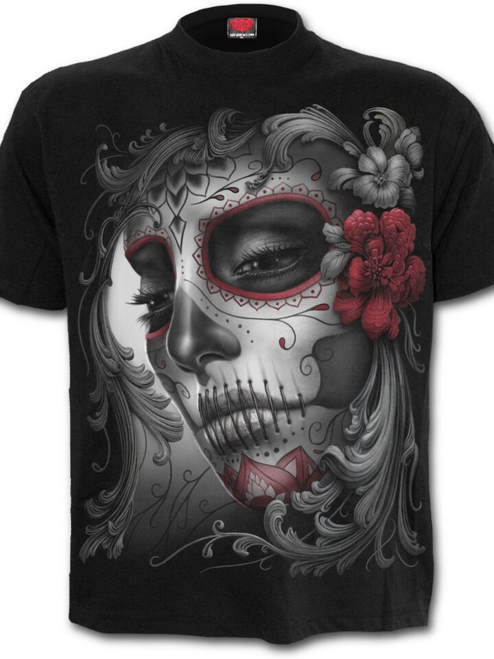 Potešte sa týmto kúskom Dedoles T-shirt Queen of Death