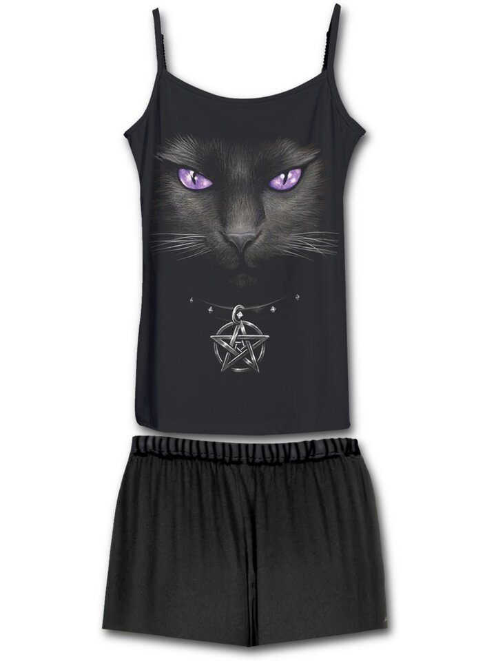 Sale Ladies' Pyjama Set Cat's Claws