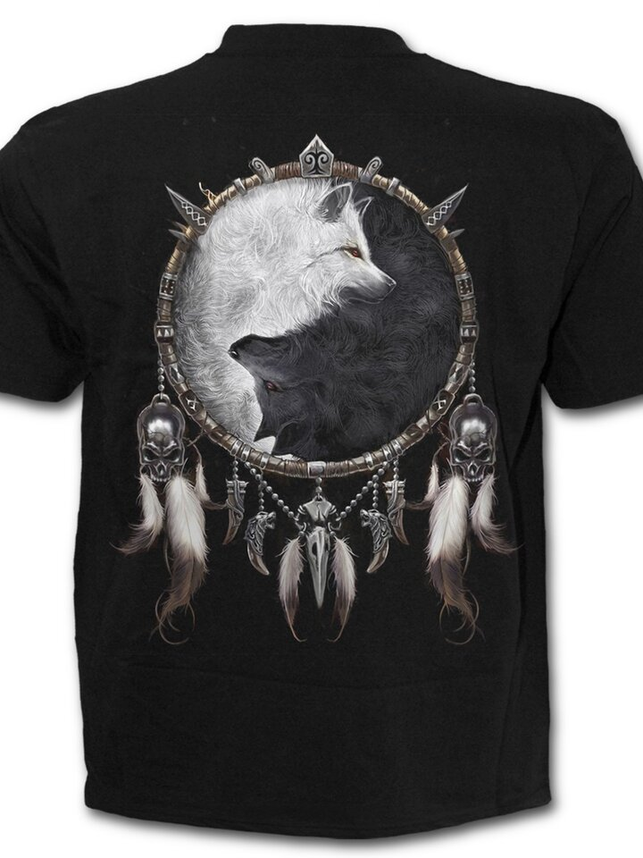 Pomysły na prezenty T-shirt Wolf's Face