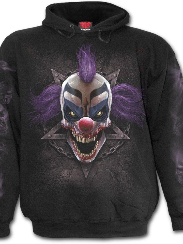 Potešte sa týmto kúskom Dedoles Hoodie Bloody Clown