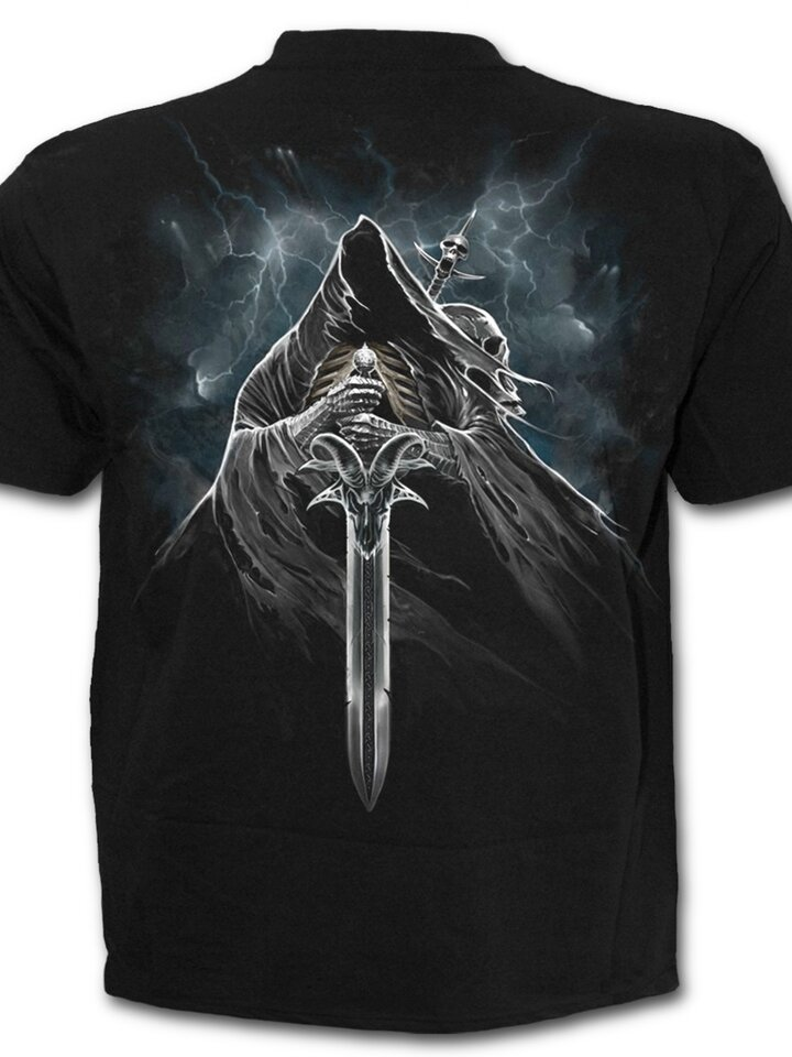 Lifestyle foto T-Shirt Black Dark Rider