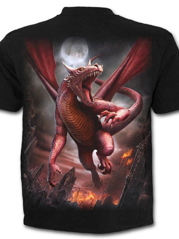 Výnimočný darček od Dedoles Tričko Dračie prebudenie