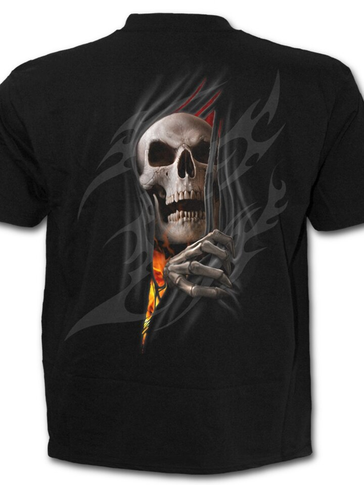 Potešte sa týmto kúskom Dedoles Tričko Smrť v ohni