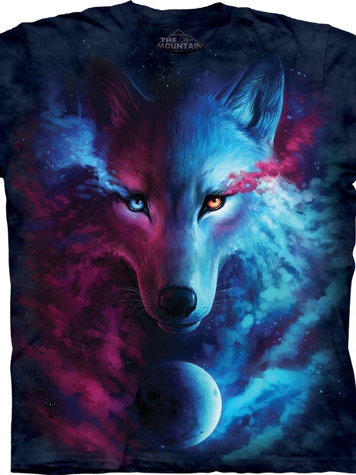 Wyprzedaż T-shirt Heavenly Wolf Child