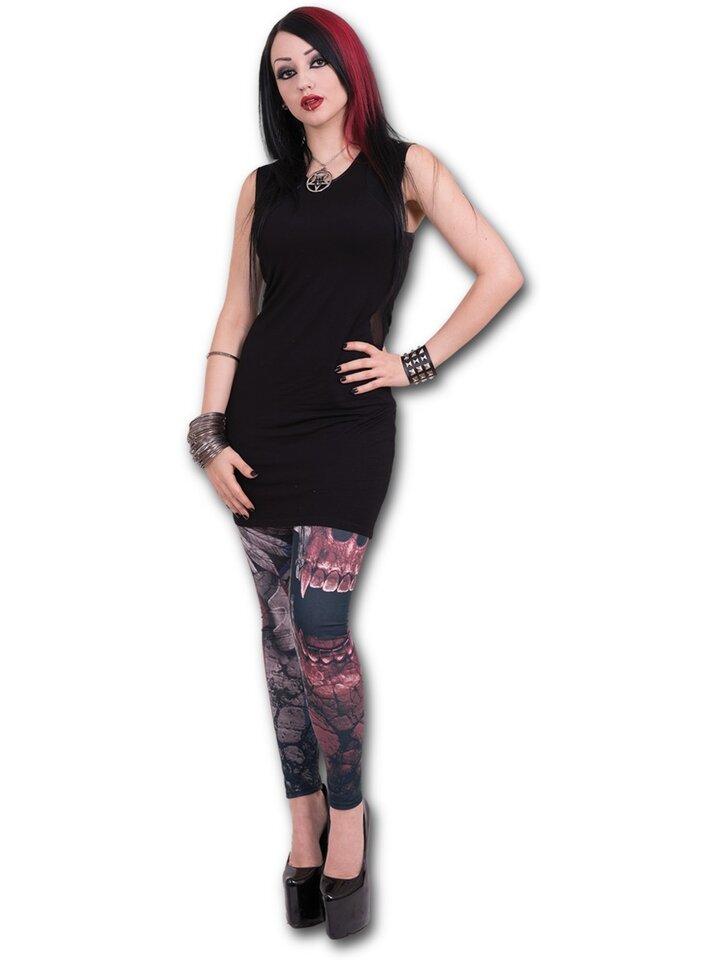Potešte sa týmto kúskom Dedoles Čierne šaty bez rukávov