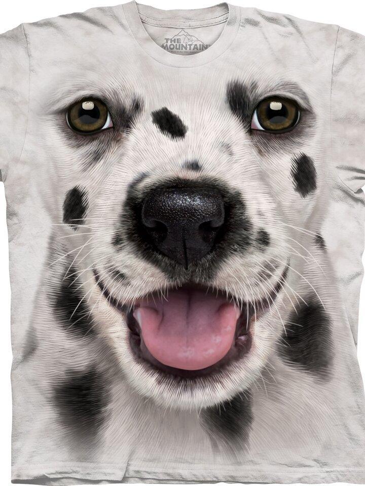 Potešte sa týmto kúskom Dedoles Detské tričko Šteniatko dalmatínca