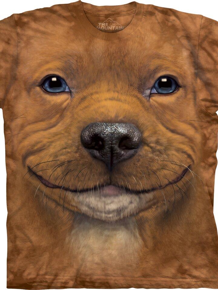Sale Kids' T-shirt Pitbull Puppy