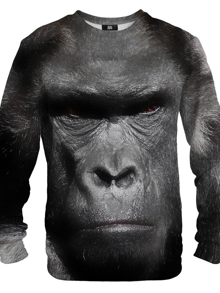 Potešte sa týmto kúskom Dedoles Mikina bez kapucne Gorila