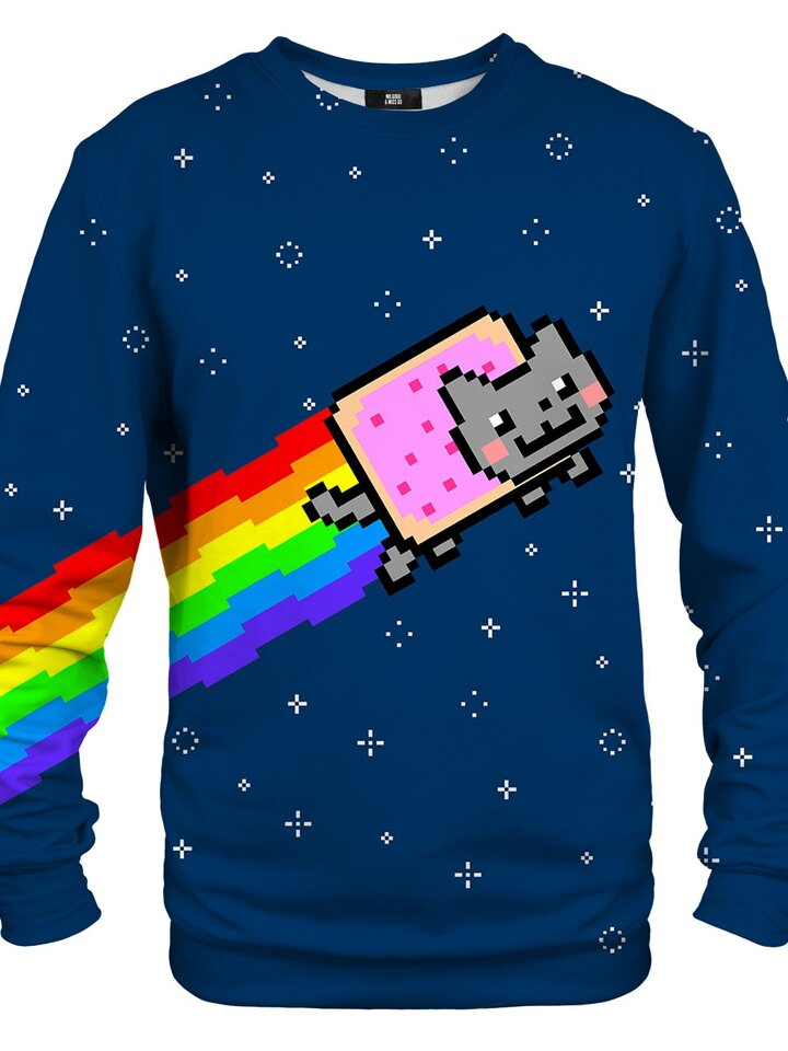 Lifestyle photo Sweatshirt Nyan Cat