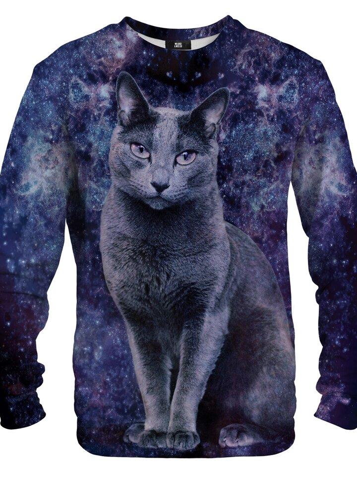 Hľadáte originálny a nezvyčajný darček? Obdarovaného zaručene prekvapí Dukserica bez kapuljače Ruska plava mačka