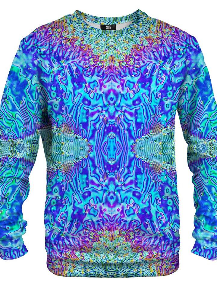 Potešte sa týmto kúskom Dedoles Sweatshirt Turquoise