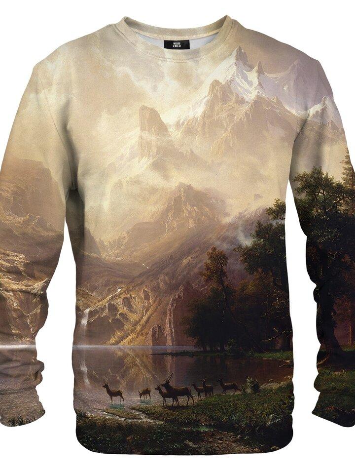 Tip na darček Mikina bez kapucne V horách Sierra Nevada