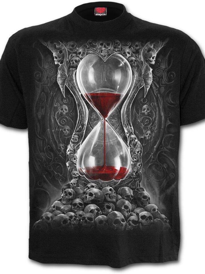 Tip na darček Tričko Krvavé presýpacie hodiny