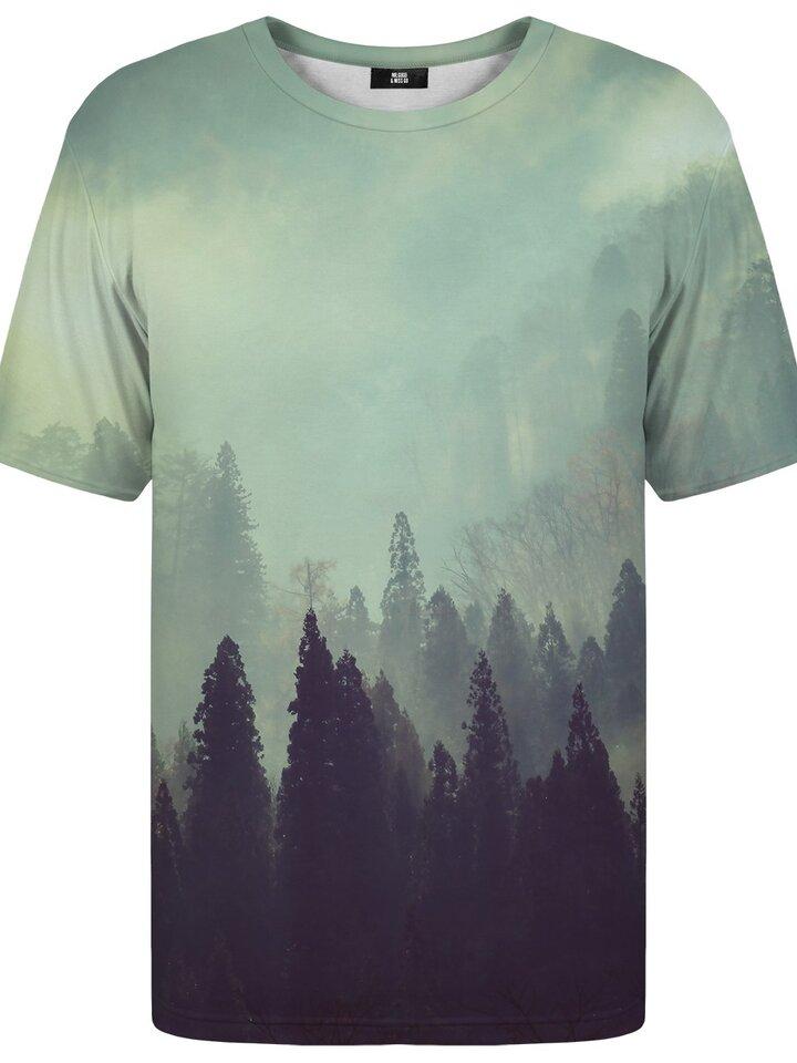 Pre dokonalý a originálny outfit Tričko s krátkym rukávom Hora