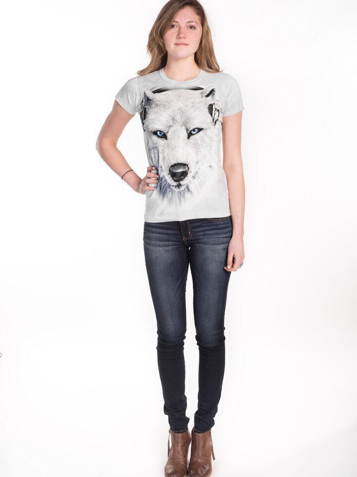 Pre dokonalý a originálny outfit White Wolf DJ