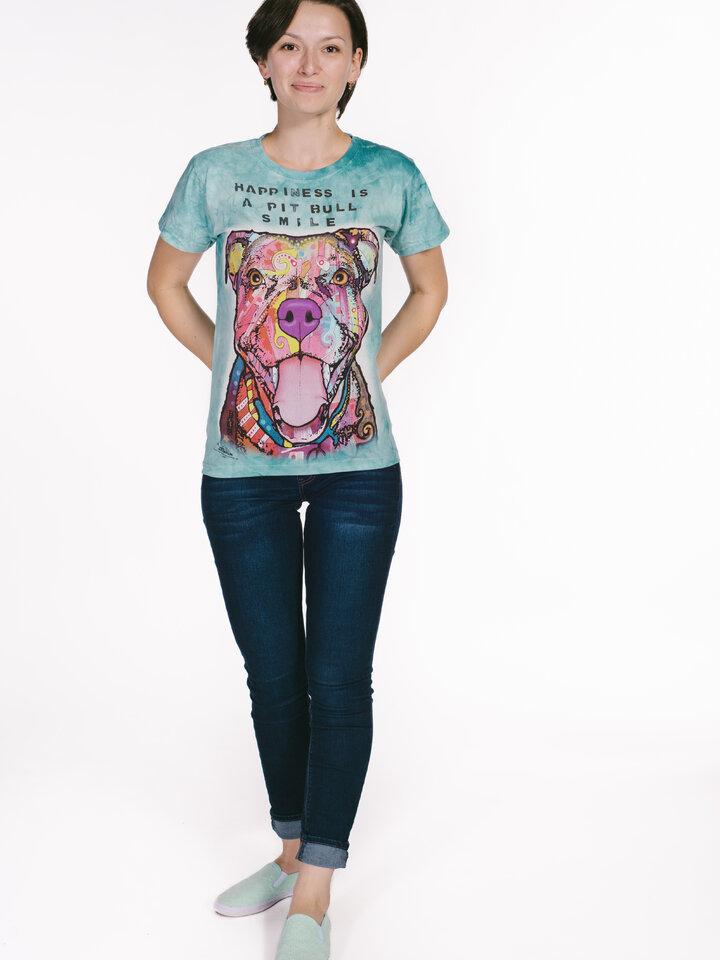 Výpredaj Dámske tričko Russo Usmievajúci sa