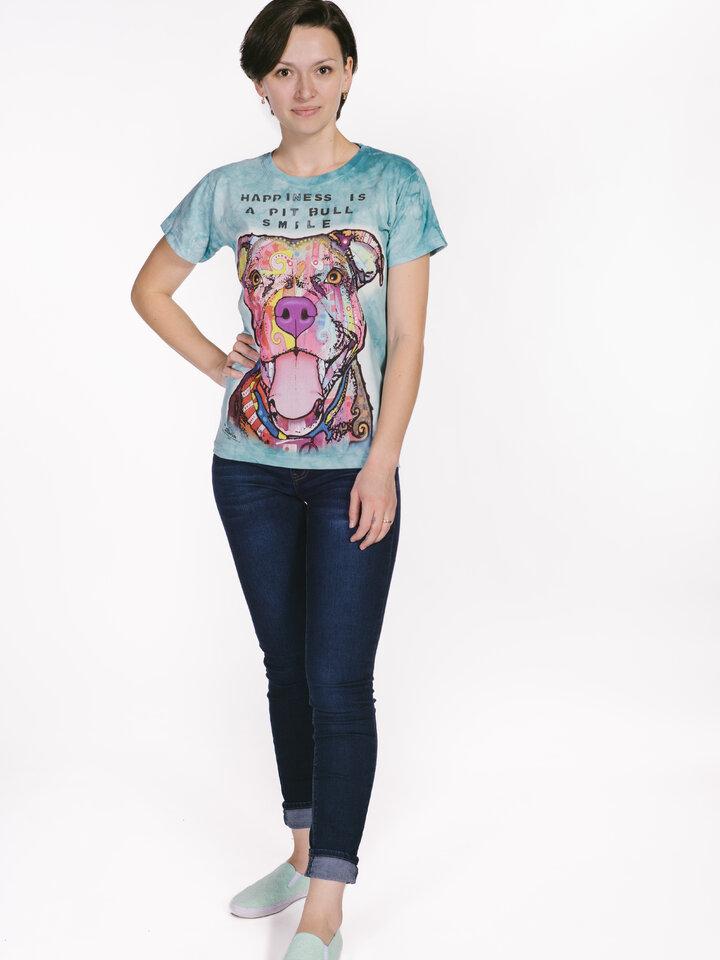 Obrázok produktu Dámske tričko Russo Usmievajúci sa