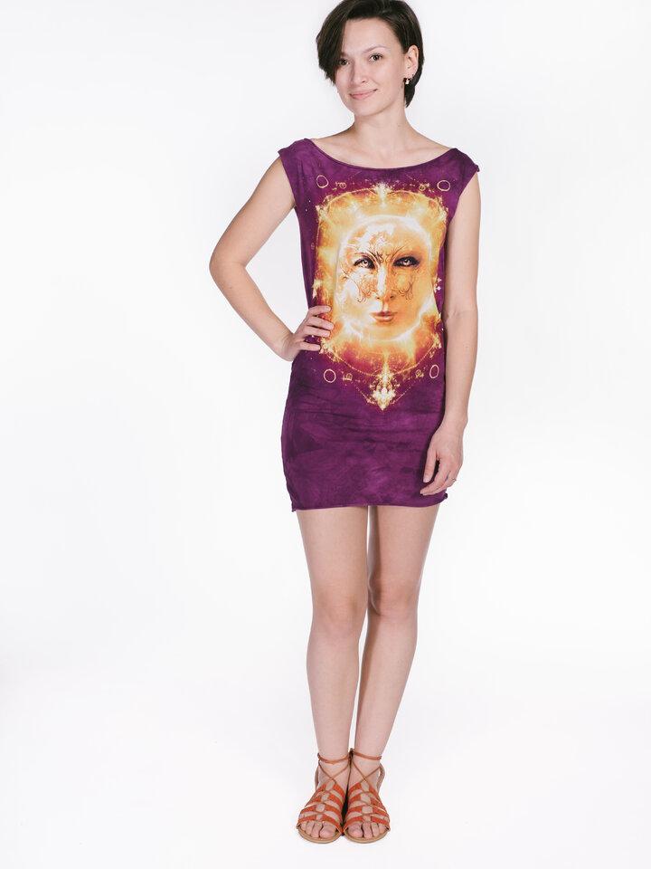 Potešte sa týmto kúskom Dedoles Sun Face  Mini Dress