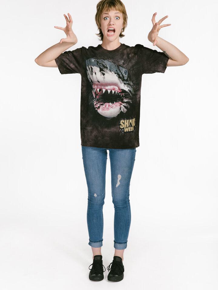 Lifestyle foto Shark Week Breakthru T Shirt