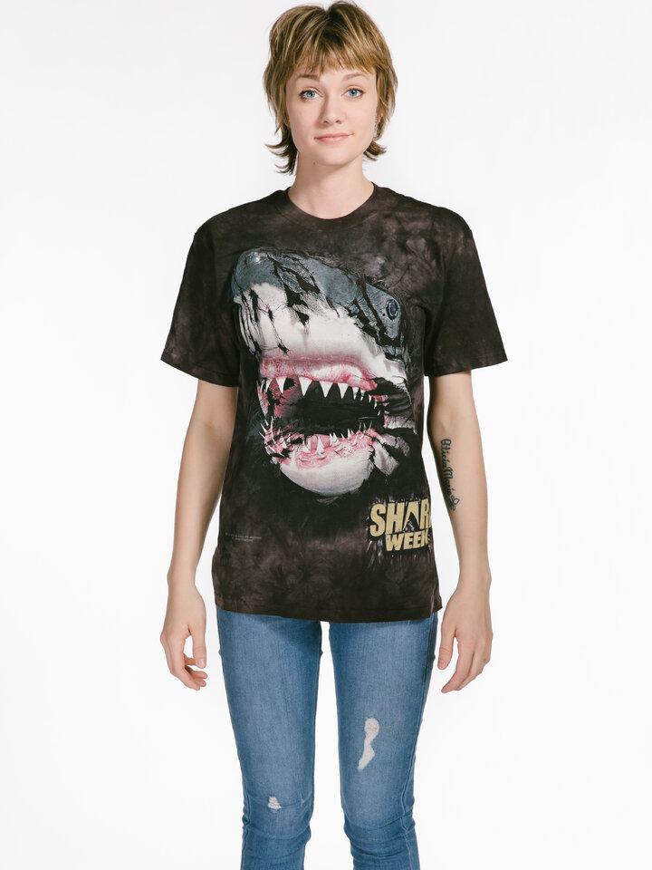 Foto Shark Week Breakthru T Shirt
