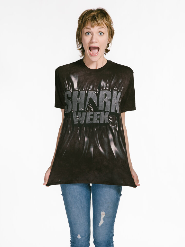 Lifestyle foto Shark Week Inner Spirit TShirt