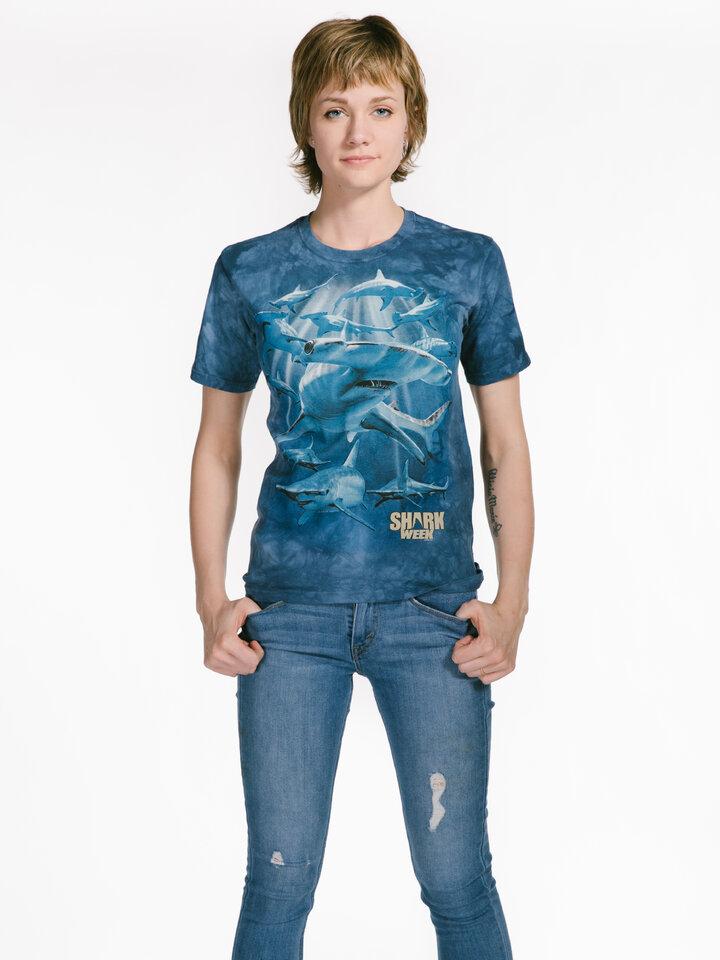 pro dokonalý a originální outfit Hammerhead Collage T Shirt
