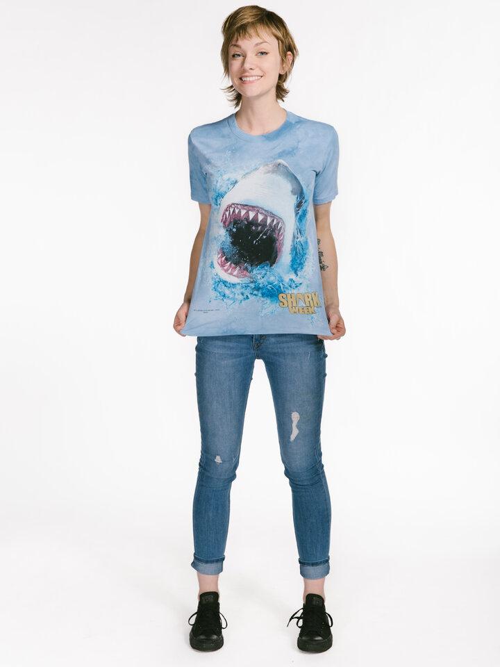 Tip na darček Shark Feed Shark Week T Shirt