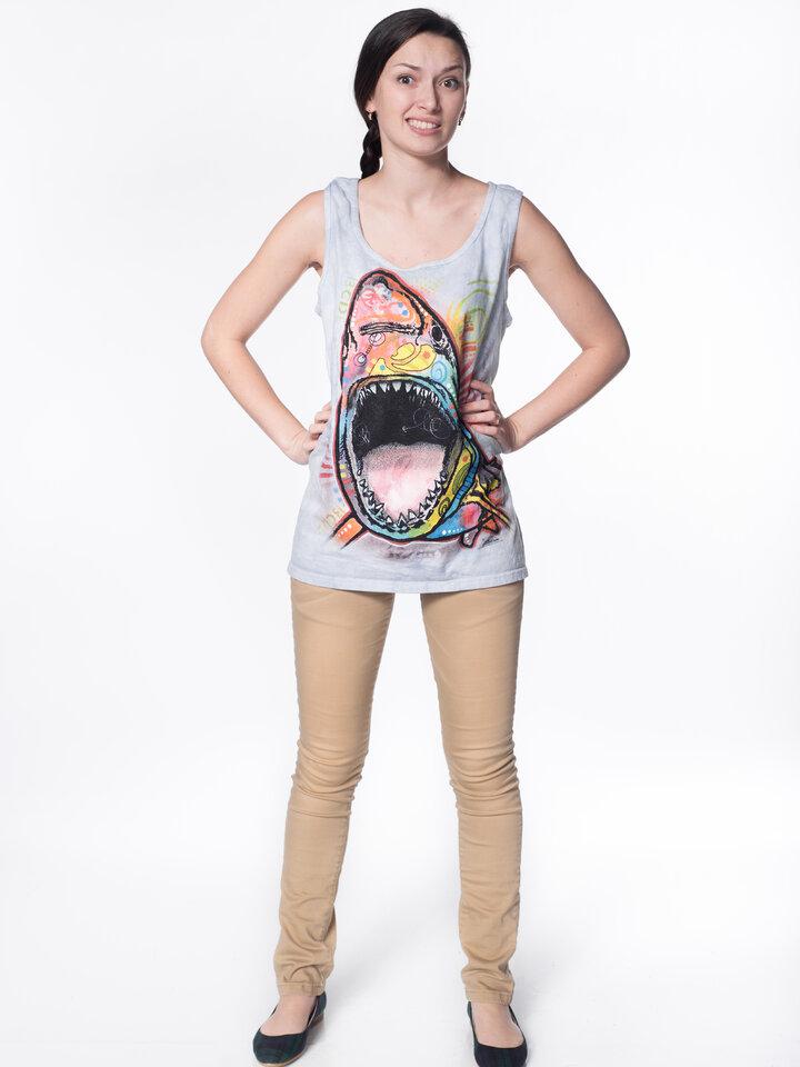 Pre dokonalý a originálny outfit Russo Shark  Unisex