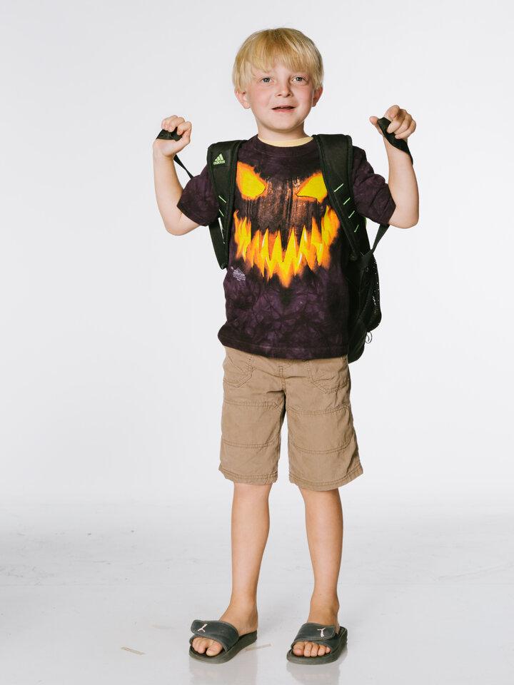 Potešte sa týmto kúskom Dedoles Tričko Veľká tvár Jacka - detské