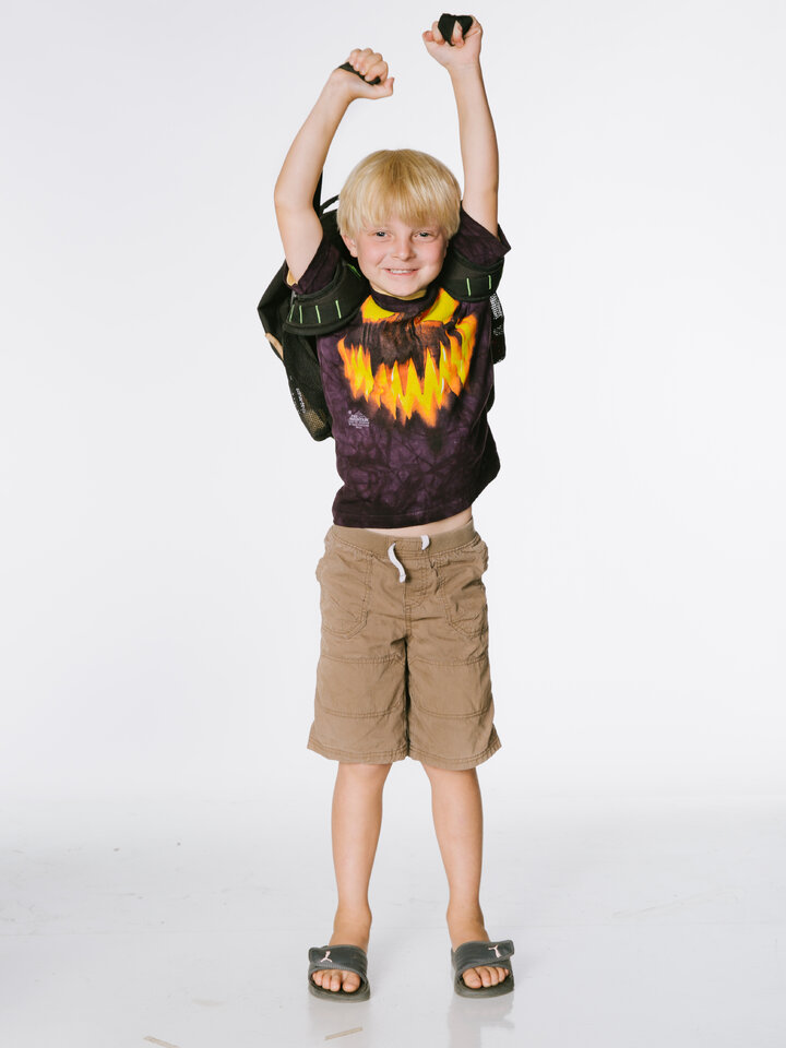 Tip na darček Tričko Veľká tvár Jacka - detské