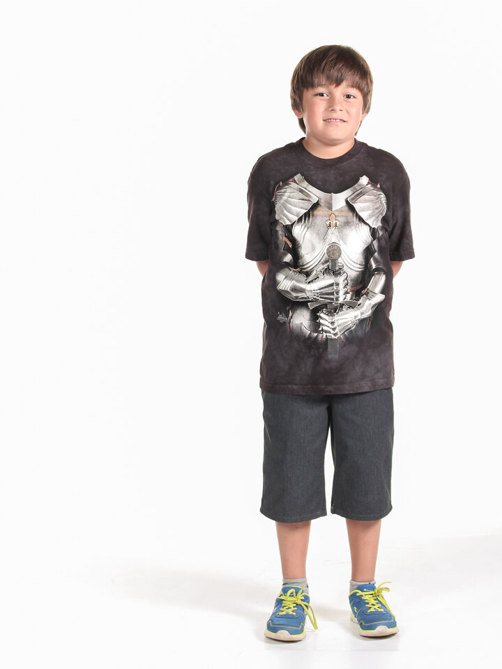 Tip na darček Detské tričko Telo brnenia