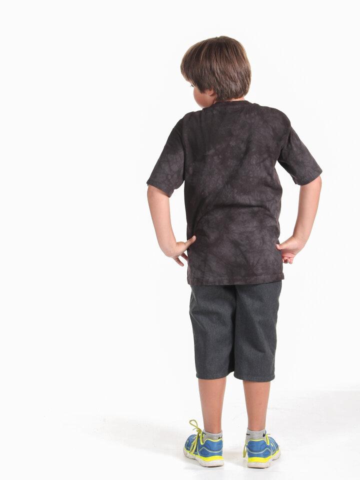 Lifestyle foto Detské tričko Telo brnenia