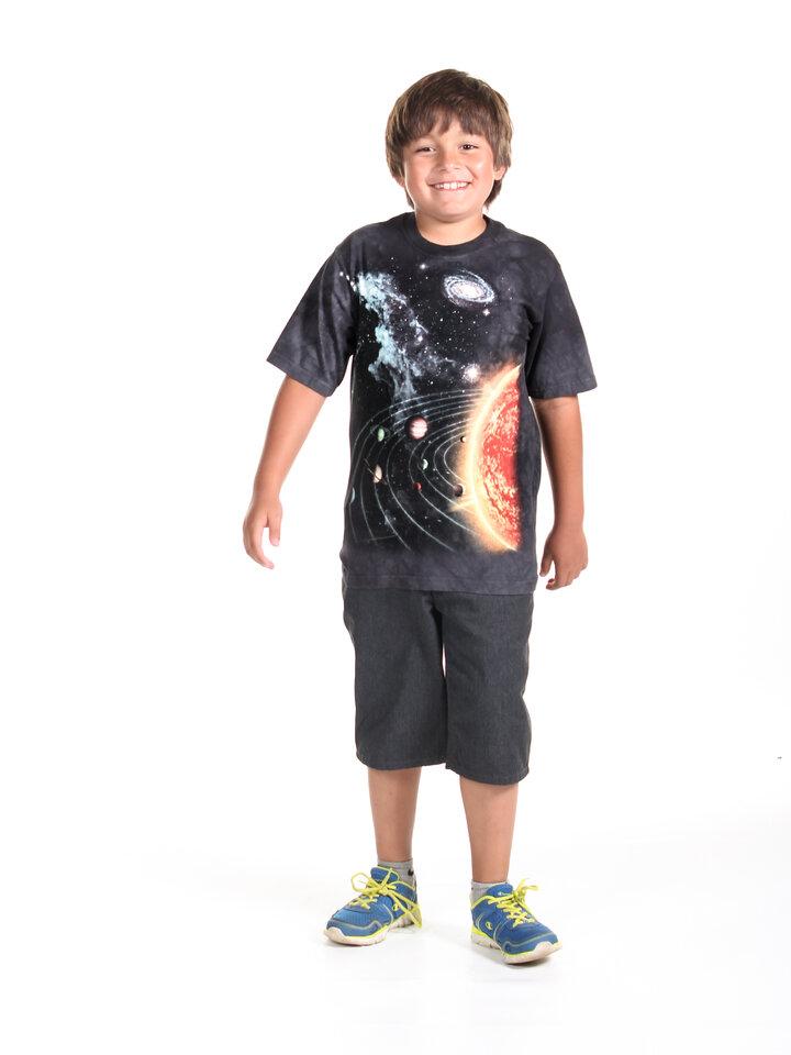 Foto Solar System Child