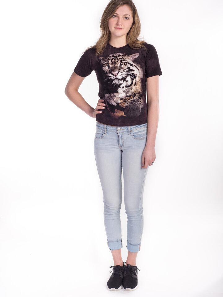 Tip na darček Tričko Leopard Obláčikový - detské