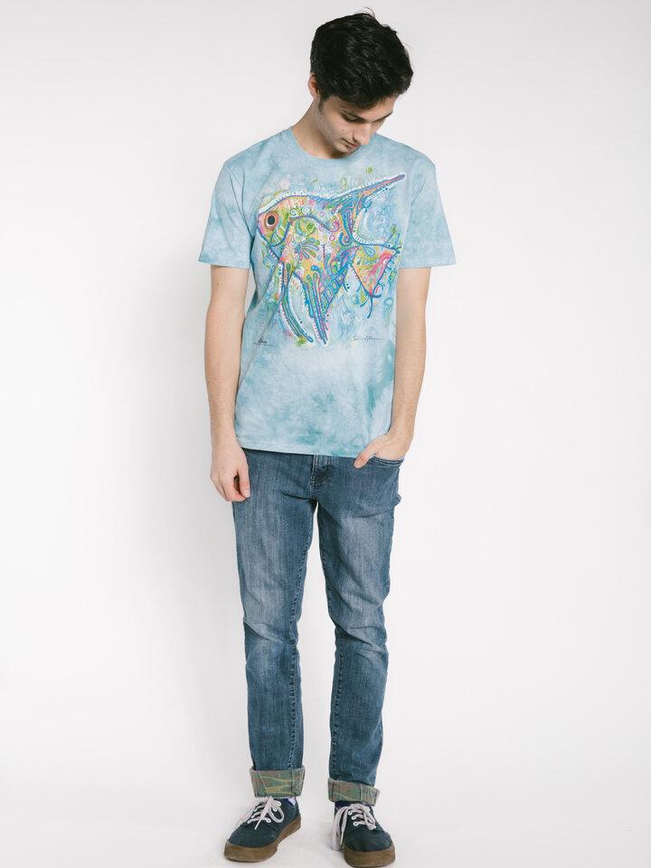 Geschenktipp T-Shirt Russo Fisch
